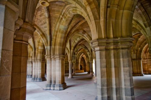 University of Glasgow Arches