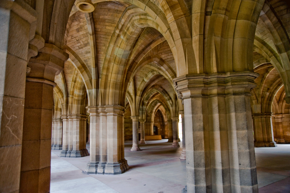 University of Glasgow Arches